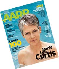 AARP Magazine Cover