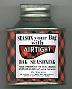 Airtight Seasoning Can
